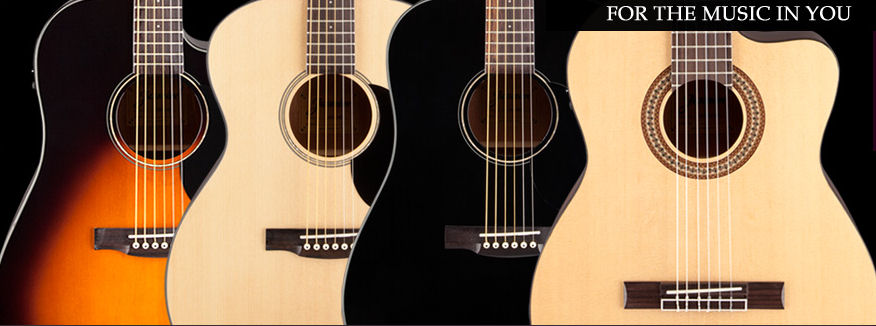 Jasmine Guitars: Steel String and Nylon String Classical Guitar