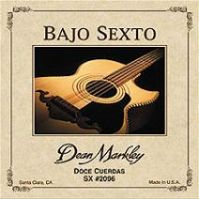 Dean Markley 2096 12-String Bajo Sexto Strings