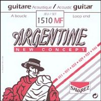 Savarez 1510MF 11-46 Argentine Loop End Gypsy Jazz Guitar Strings