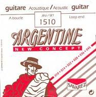 Savarez 1510 Argentine Loop End 10-45 Gypsy Jazz Guitar Strings