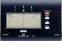 Korg GA40 Guitar and Bass Tuner