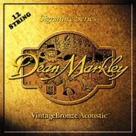Dean Markley Vintage Bronze 12-String Acoustic Guitar Strings