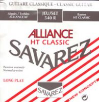 Savarez 540R Alliance HT Normal Tension Classical Strings