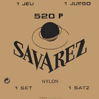 Savarez 520P High Tension Classical Guitar Strings