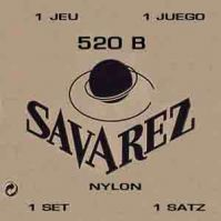 Savarez 520B Low Tension Classical Guitar Strings