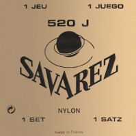 Savarez 520J Super High Tension Classical Guitar Strings