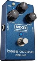 MXR M288 Base Octave Deluxe Effects Pedal