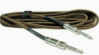Hosa Tweed Woven Professional Guitar Cable