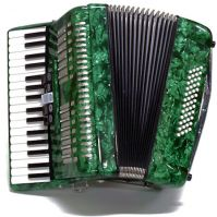 Parrot T5005 48 Bass Piano Accordion