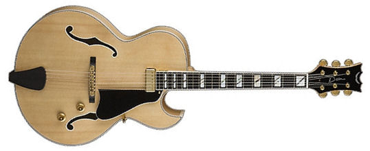 Dean Palomino Solo Jazz Archtop Electric Guitar Guitar String Depot
