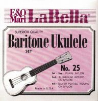 La Bella Baritone Ukulele Strings