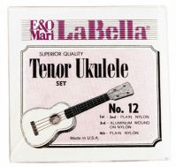 La Bella No. 12 Tenor Ukulele Strings