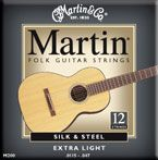 Martin Silk and Steel Folk 12-String Guitar Strings