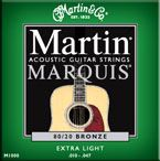 Martin Marquis Bronze 10-47 Acoustic Guitar Strings