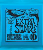 Ernie Ball 2225 Extra SLINKY 8-38 Nickel Wound Electric Guitar Strings