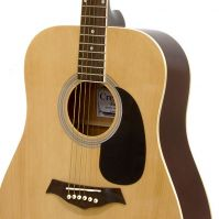 Crestwood FG410 Folk Acoustic Guitar