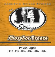 SIT 12-54 Phosphor Bronze Acoustic Guitar Strings