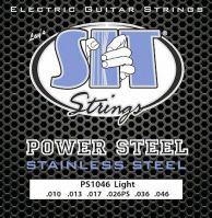 SIT Power Steel Stainless Electric Guitar Strings