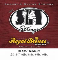 SIT Royal Bronze Acoustic Guitar String List