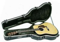 SKB-18 Deluxe Molded Dreadnaught Acoustic Guitar Case