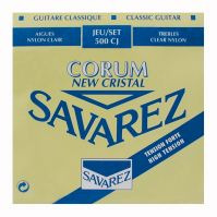 Savarez 500CJ High Tension Crystal Corum Classical Guitar Strings